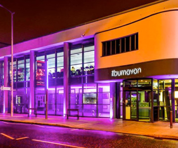 Image result for burnavon theatre cookstown